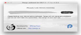 Jailbreak  : Il Team di Pangu sta lavorando allo sblocco di iOS 8