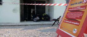 Attentato a sede Pd di Modena : Esplosa bomba rudimentale con 3 bombole di gas