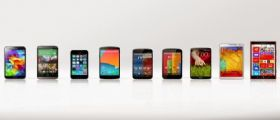 2014 a tutto Smartphone, ben 1.2 miliardi di device venduti