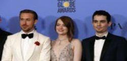 Golden globe : La la land di Damien Chazelle