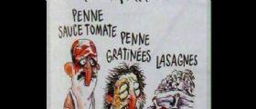 Sisma, Charlie Hebdo scherza sui morti italiani : La vignetta che indigna!