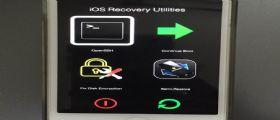 SafeStart : Il primo tool di Recovery iOS per i dispositivi jailbreak