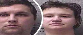 Bimbo di 4 mesi nel forno a microonde : Coppia genitori americani in arrestasti