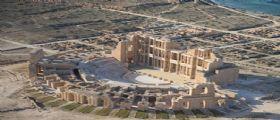 Isis Libia :  Le rovine romane di Sabrata a rischio