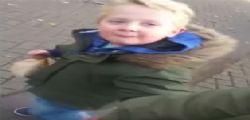 Ashton Harland : Il bimbo virale che regala le sue frittelle ad un clochard!