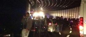 Incidente Genova | Contromano in Autostrada : Un morto e sette feriti gravi tra cui 3 bambini