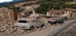 Terremoto : Il video del sisma dalla telecamere dell