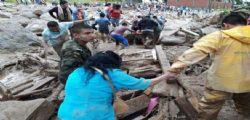 Colombia : 200 morti per frane e inondazioni