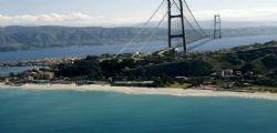 Matteo Renzi : Il Ponte sullo Stretto può creare centomila posti di lavoro