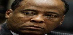 Condannato Conrad Murray per l