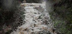 Allarme Maltempo : oltre sei milioni esposti alle alluvioni