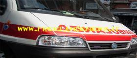 Eboli (Salerno) : 13enne scende dallo scuolabus e viene investita da un furgone