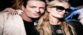 PARIS HILTON AL PARTY BY INDEPENDENT MODEL MANAGEMENT. MILANO FASHION WEEK 2015.