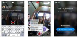 Facebook : Streaming video 360 gradi