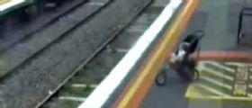 Vienna : Bimba di 18 mesi muore investita dal treno