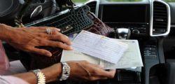 Evasione del bollo auto : si rischia  il fermo del veicolo
