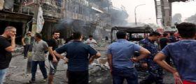 Iraq : Attacco kamikaze in quartiere sciita a Baghdad