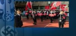 Taiwan : Parata nazista in un liceo