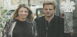 Myriam Catania mamma super sexy mentre passeggia col figlio Jacques