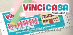 Estrazione VinciCasa Win for Life n. 3 di Mercoledì 23 Luglio 2014 : vinta la prima casa