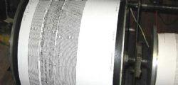 Terremoto : Uno sciame sismico attraversa tutta l