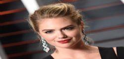 Kate Upton esplosiva agli Oscar 2016