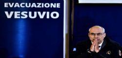 Piano di emergenza Vesuvio : per la fine del mese sarà completato
