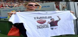 Ilary Blasi : Spalletti piccolo uomo, subisce Francesco Totti
