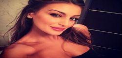 Cristina Buccino è  la più sexy di Sanremo