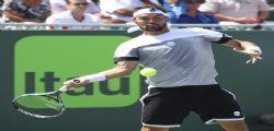 Tennis : Fabio Fognini in semifinale a Miami