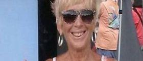 Cynthia Anderson prova a salire sull