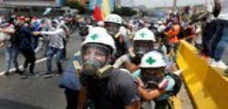 Venezuela :  Altra vittima nelle proteste contro Presidente Nicolas Maduro