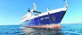 Gran Bretagna : è caccia alla nave fantasma russa piena di topi cannibali