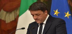 Matteo Renzi annuncia le dimissioni : il discorso rivolto alla moglie e ai figli