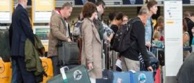 Sciopero Lufthansa : Cancellati circa mille voli