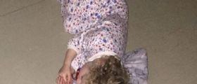 Londra : La piccola Isabella costretta a dormire sul pavimento dell