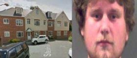 Condannato all'ergastolo Nathan Robinson : uccise il padre usato come supporto tv