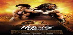 Dwayne Johnson e la bellissima Irina Shayk in Hercules: Il Guerriero
