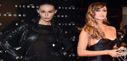 Nina Moric e Belen Rodriguez : Ancora scintille fra le due showgirl
