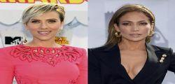 Jennifer Lopez e Scarlett Johansson fanno impazzire gli Mtv Movie Awards