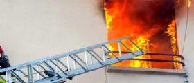 Brescia : 26enne appena laureato brucia casa di mamma e papà