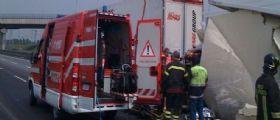 Milano, gravissimo incidente sull