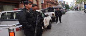 Paraguay : attentato contro i militari