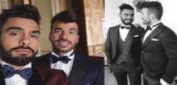 Uomini e Donne News Gossip : Claudio Sona e Mario Serpa ... quella foto diventa virale
