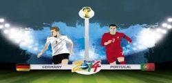 Germania Portogallo Streaming Live Diretta Partita e Online Gratis Mondiali 2014