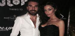Raffaella Fico ad Ibiza insiemea Gianluca Tozzi