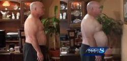 John Cisna riesce a perdere 17 chili mangiando 3 mesi da Mc Donald