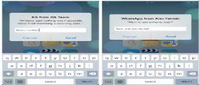 Cydia Hermes : La risposta rapida di iOS 8 su iOS 7 di iMessage, WhatsApp e Kik Messenger
