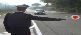 Eboli (Salerno) : Carabinieri investito da un