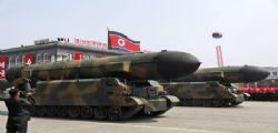 Corea Nord non esclude dialogo con gli Stati Uniti